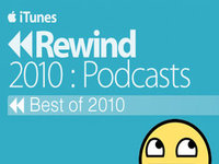 KYM in Best Podcasts of 2010!