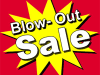 Internet Meme Blowout Sale!