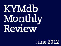 Monthly Review: June 2012