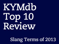 Top Ten Slang Terms of 2013