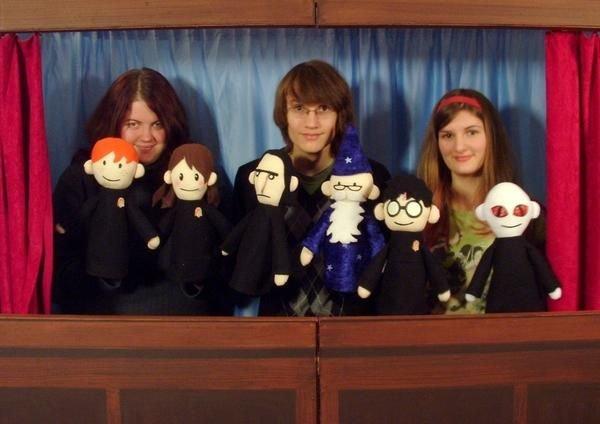 Potter Puppet Pals | Know Your Meme
