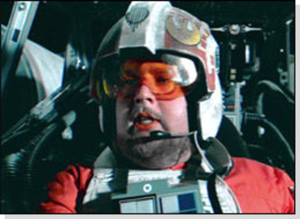 Red Leader Standing By | Know Your Meme