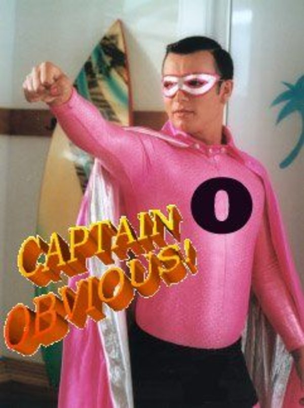 Obvious Meme Captain o...