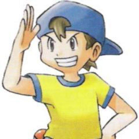 Pokemon Custom Trainer Sprites