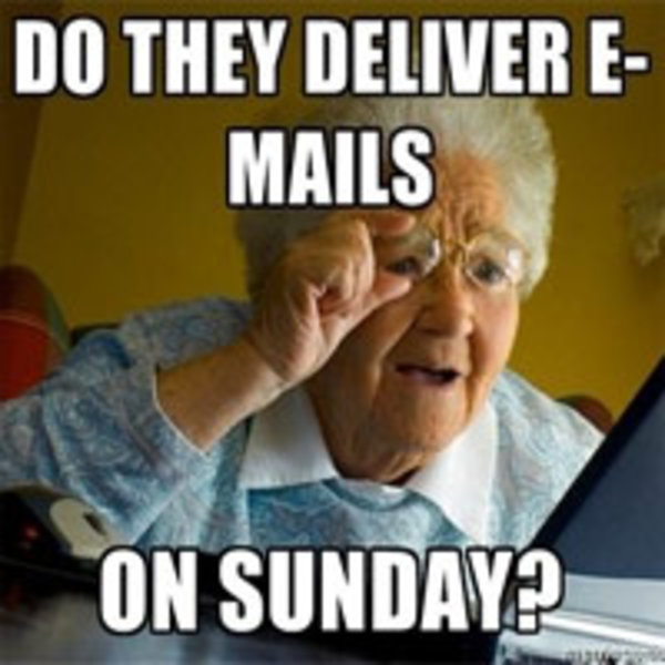 e mails grandma finds the internet know your meme