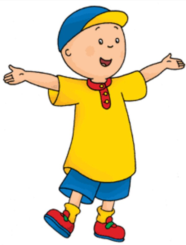 Caillou | Know Your Meme