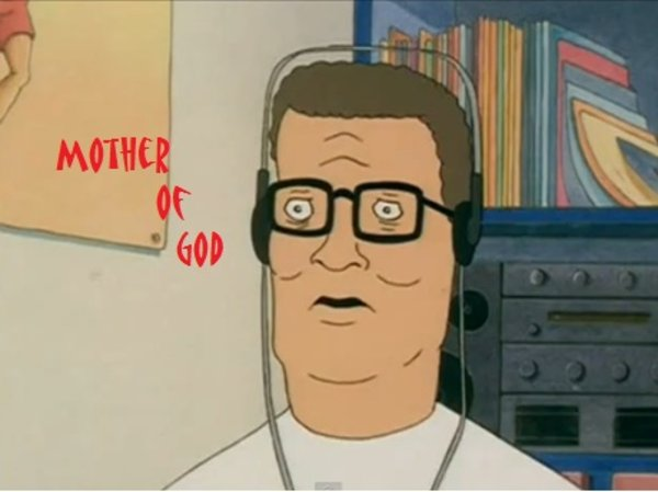 the gallery for gt i tell you what hank hill meme