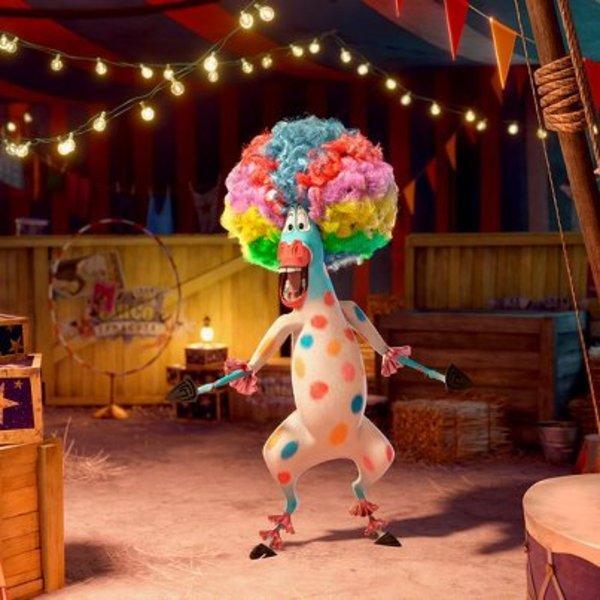 madagascar 3 afro circus ending a relationship