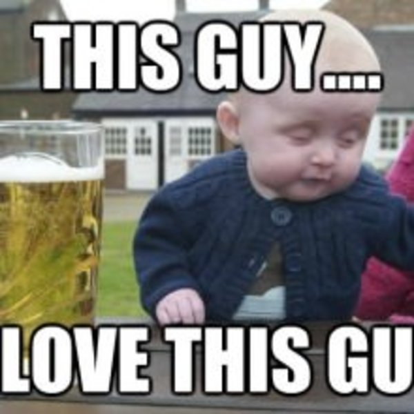 Funny Drunk Baby Meme : Drunk baby image gallery sorted by views know your meme