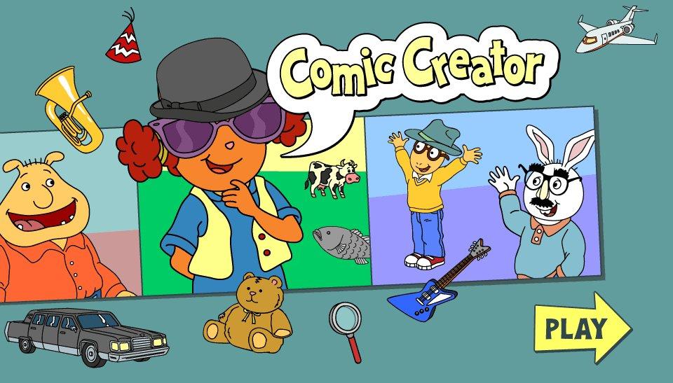 Arthur Comic Creator | Know Your Meme