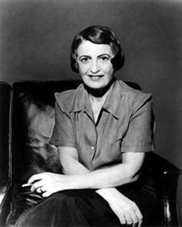 220px Ayn_Rand1 ayn rand know your meme