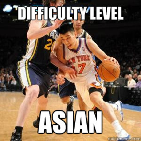 dlevelasian level asian know your meme