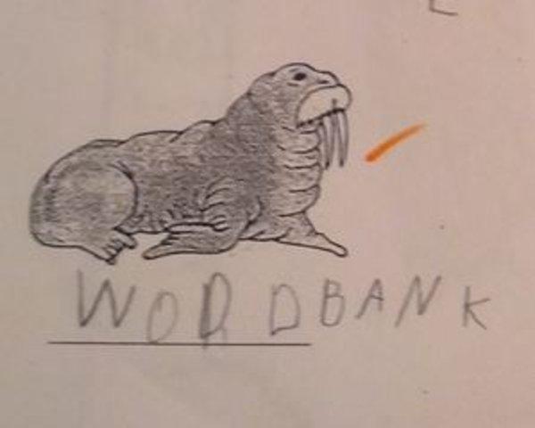Wordbank (Walrus) | Know Your Meme