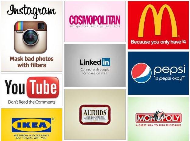 Slogan of some Popular Companies....