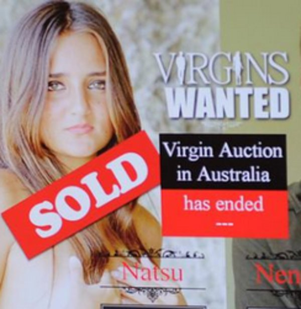 Selling virginity on howard stern — photo 2
