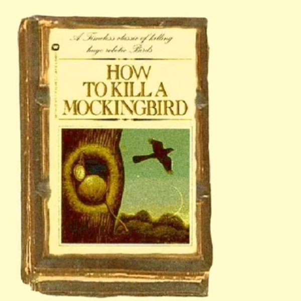 to kill a mockingbird term papers Who are the mockingbirds in the novel and why word count: 1,169 in to kill a mockingbird by harper lee, the title of the novel is very significant.