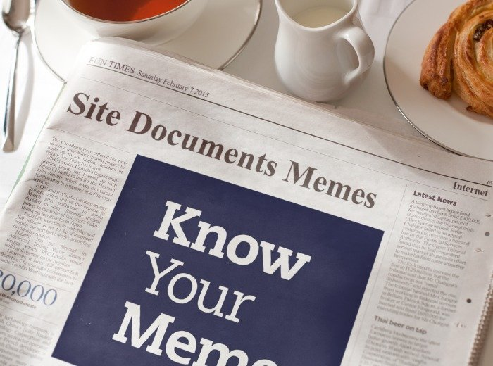 Morning News Know Your Meme