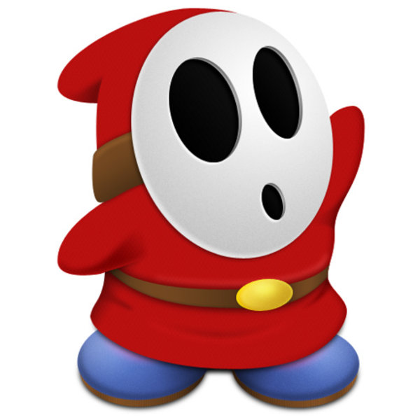 Shy Guy | Know Your Meme