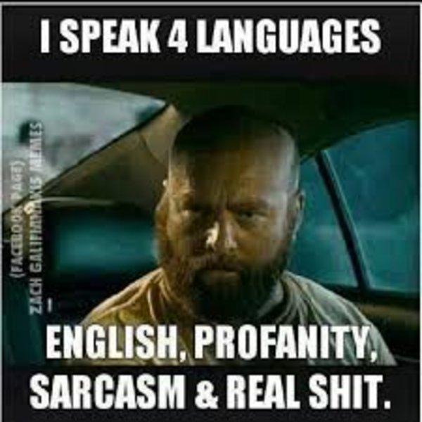 I_speak_4_languages i speak 4 languages know your meme,How To Speak Meme