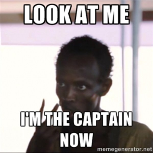 i am the captain now gif