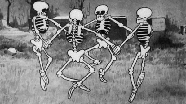 Spooky scary skeletons know your meme - Scary skeleton games ...