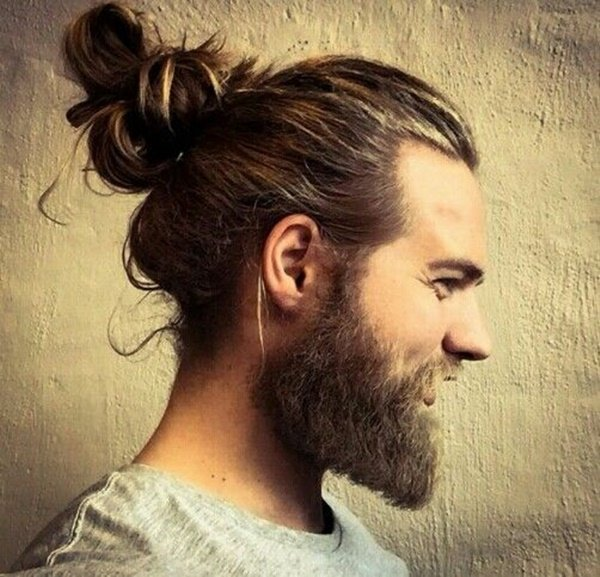 Image result for man buns