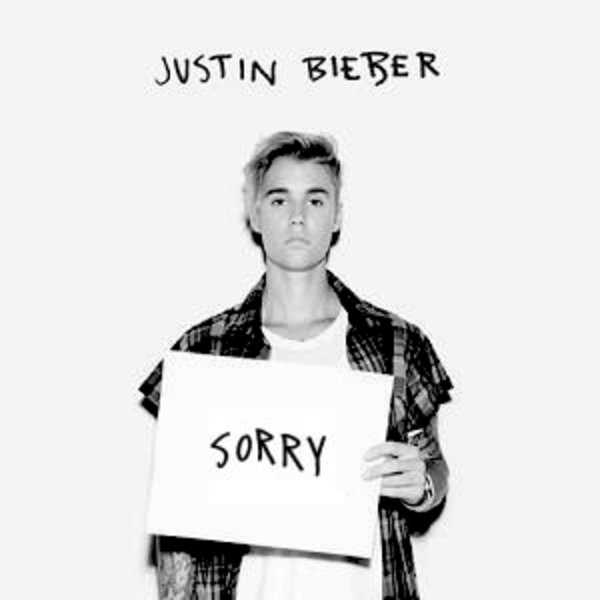 Justin_Bieber_ _Sorry_(Official_Single_Cover) justin bieber's \