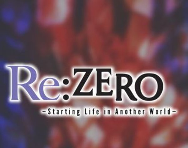 ReZero Starting Life In Another World Image Gallery Sorted By Oldest