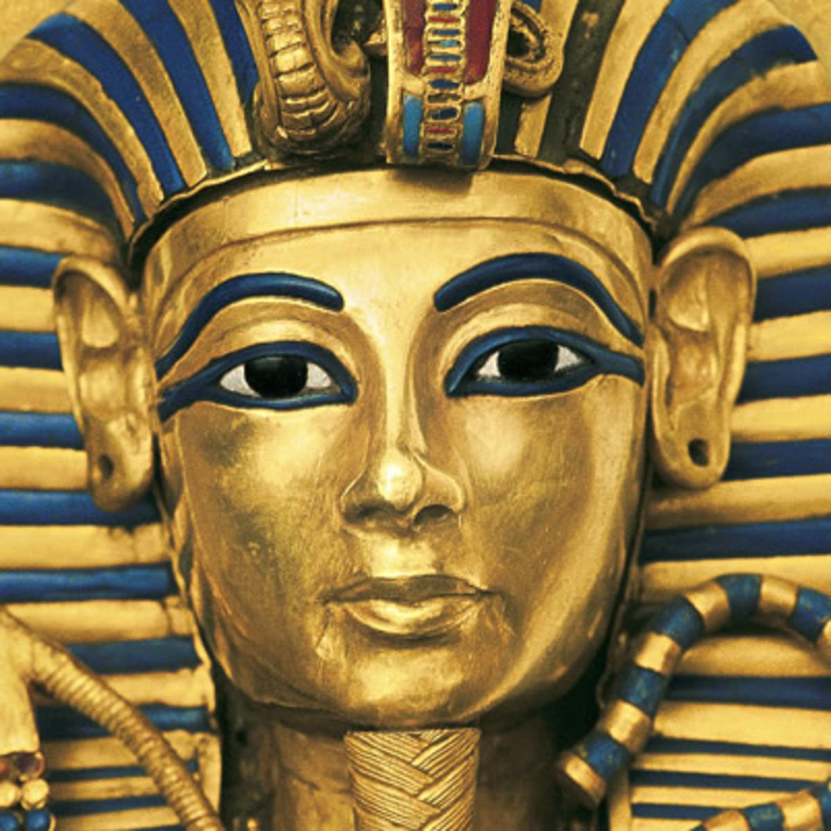 Tutankhamun know your meme for King tut mask template