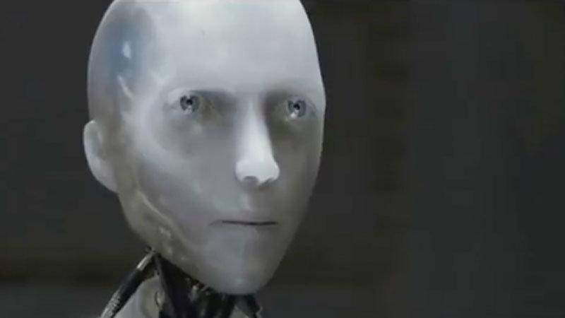 Robot Facebook Emoticon