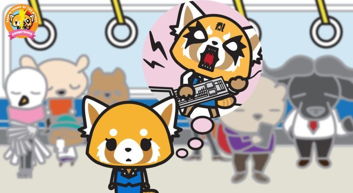 Aggretsuko Image Gallery Know Your Meme