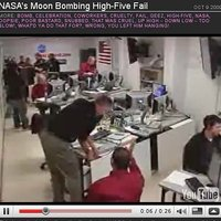NASA Denied High Five