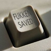 Fukken saved