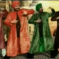 Tunak Tunak Tun Dance