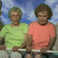 Green Screen Grandmas