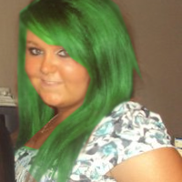 Oompa Loompa Girl