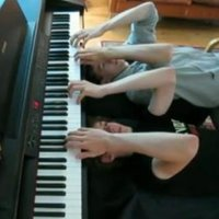 Awesome Piano Playing