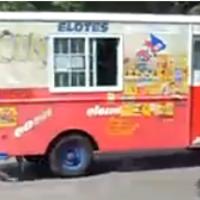Dancing Gangsta vs. Ice-Cream Truck