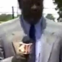 Reporter Turns Ghetto in 3 Seconds