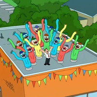 Wacky Waving Inflatable Arm Flailing Tube Man