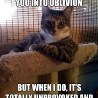 The Most Interesting Cat in the World