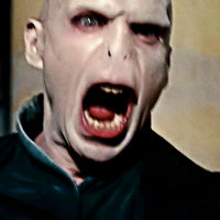 Voldemort's Wilhelm Scream