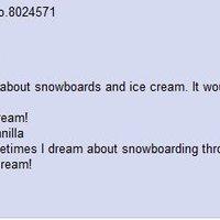 CS Bot/ Ice Cream Meme