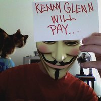 Kenny Glenn Case / Dusty the cat