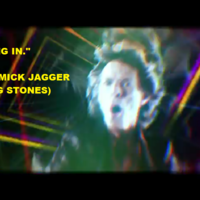 Mick Jagger is GOIN' IN