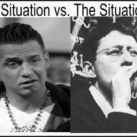 The Situation Vs. The Situationist