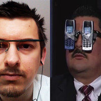 Victor Koch vs Jimi Kernel - Google Glass Parody