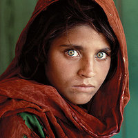 Afghan Girl Photo