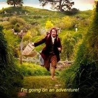 I'm Going On An Adventure!