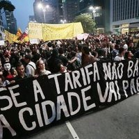 2013 Brazil Bus Taxes Protests